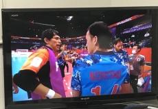 日本対パラグアイ ①