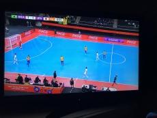 日本対ブラジル