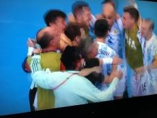 歓喜 アルゼンチン
