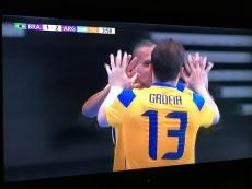 ブラジルゴール②