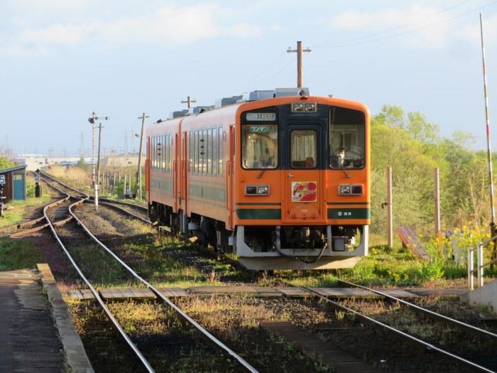 旅情を感じる鉄道風景