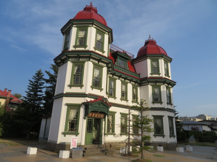 旧 弘前市立図書館