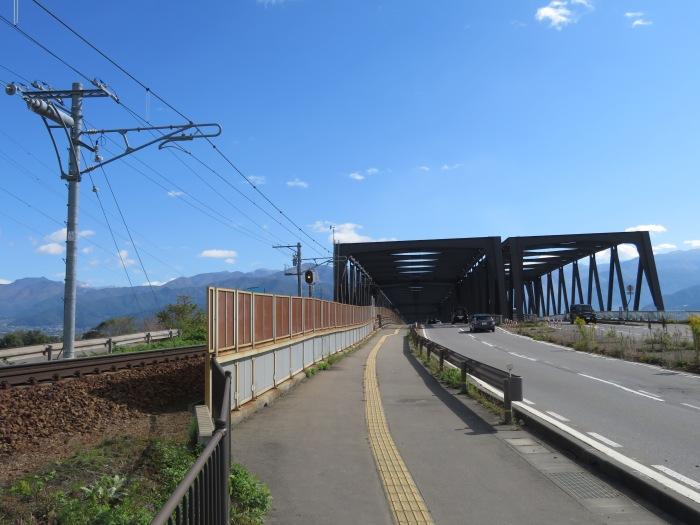 千曲川を渡る橋