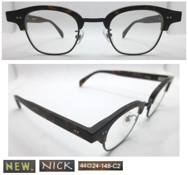 ニュー NICK ニック C2