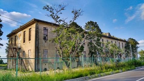 鹿島海軍航空隊 旧本部庁舎