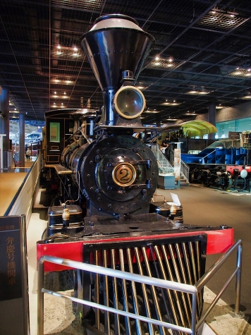 蒸気機関車 7100形7101号機「弁慶」号【鉄道博物館】