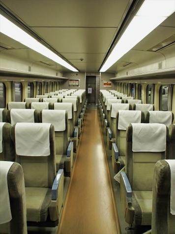 200系 新幹線電車 【鉄道博物館】