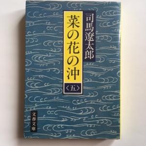 菜の花の沖(五) 司馬遼太郎