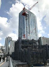 2021915渋谷駅前再開発1