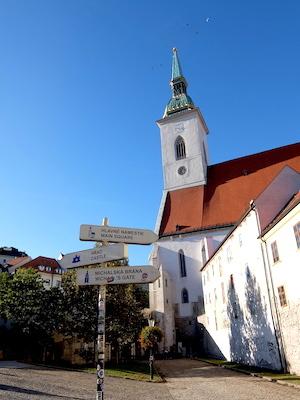 トルコ_中欧344ブラチスラヴァマルティン教会
