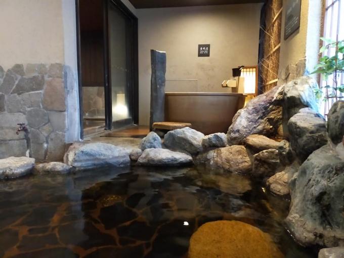 天然温泉剱の湯 ドーミーイン富山