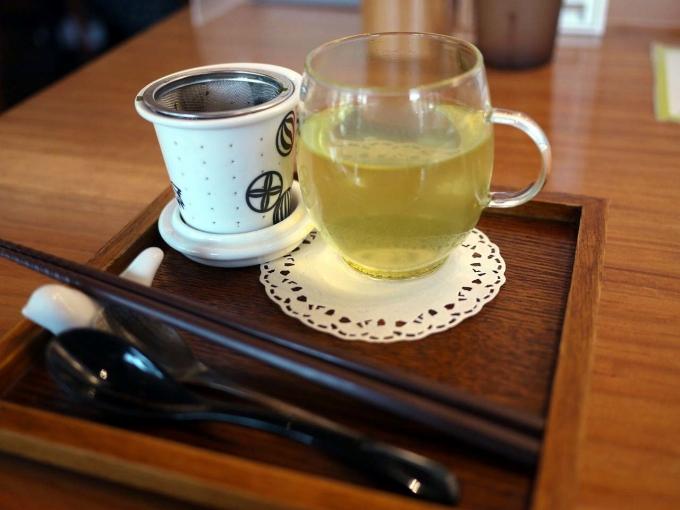 築地本願寺カフェ Tsumugi