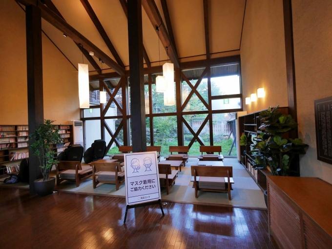 湯めぐりの宿 平湯館