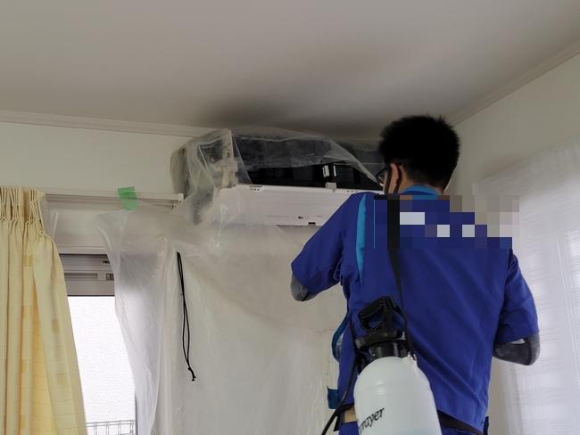 005エアコンクリーニング洗浄