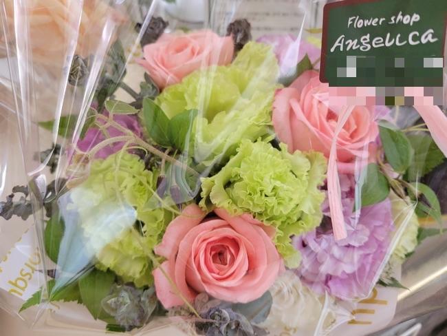 122ケイティお供え花