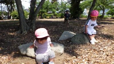 りす組 しいのみ公園③