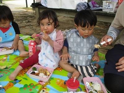 ひよこ組 ピクニック