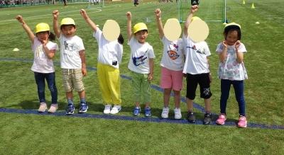きりん組 サッカー大会 (3)