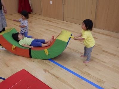 りす組 運動遊び2