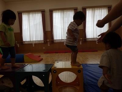 りす組 運動遊び3