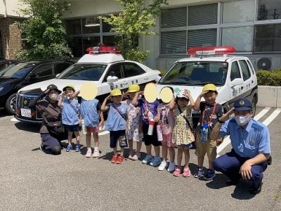きりん組 警察署へ (1)