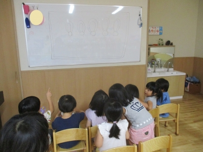 ぺんぎん組オリンピック観戦3