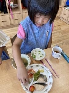 きりん組 枝豆収穫 (3)