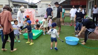ぺんぎん組 親子活動3