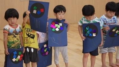8月誕生会お楽しみ会 (2)