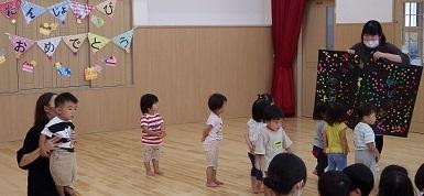 8月誕生会お楽しみ会 (3)