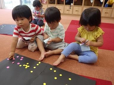 8月誕生会お楽しみ会 (6)