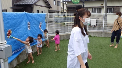 りす組親子活動2