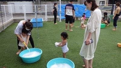 りす組親子活動3