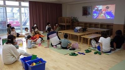 りす組親子活動5