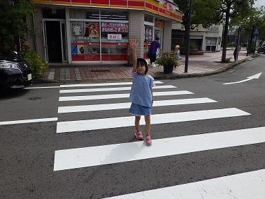きりん組 歩き方教室 (3)