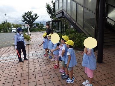 きりん組 歩き方教室 (1)