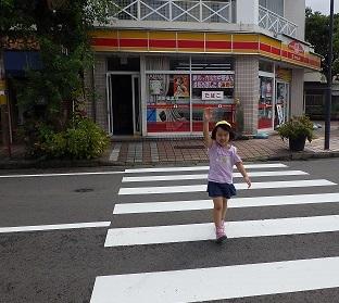 きりん組 歩き方教室 (2)
