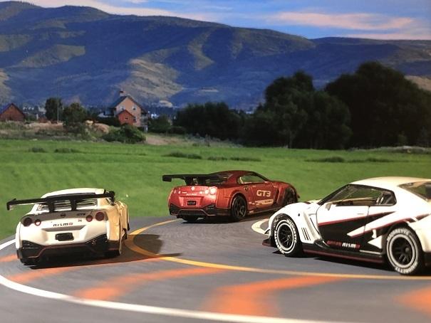 MAJORETTE GT-R GT3 (2)