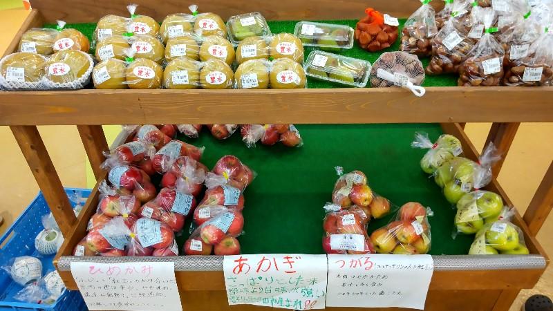 道の駅みなかみ水紀行館秋の味覚2109