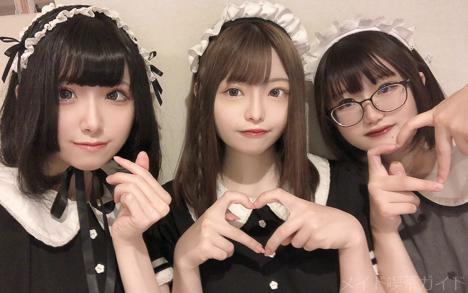 メイドカフェあみゅーる札幌店-3