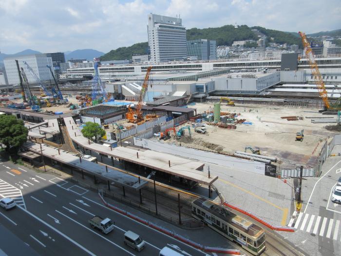 広電広島駅9