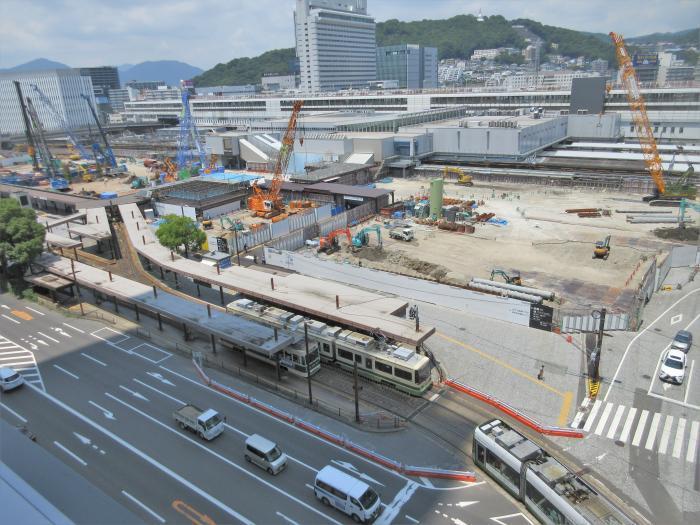 広電広島駅10