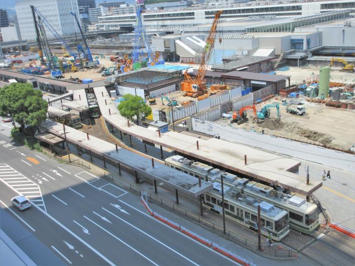 広電広島駅13