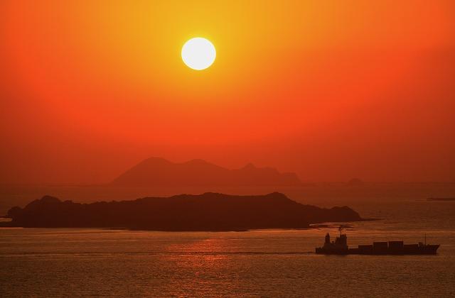 s-夕陽その2