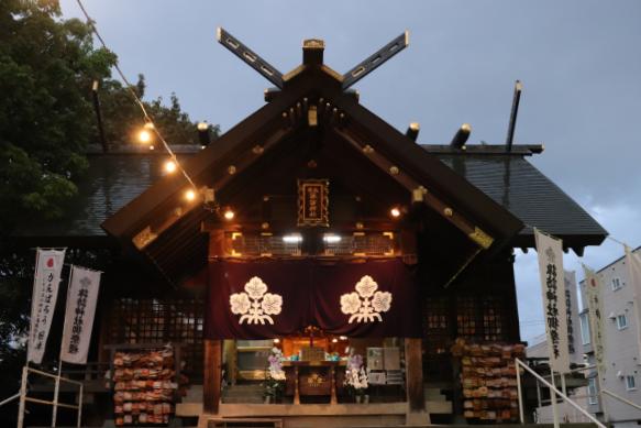 2021-9-12 札幌諏訪神社1