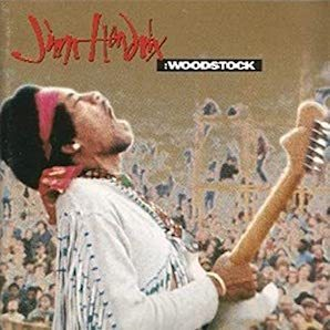 JIMI HENDLIX「WOODSTOCK」