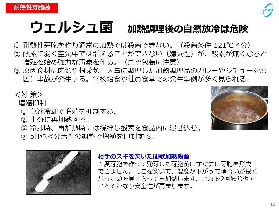 ウェルシュ菌2