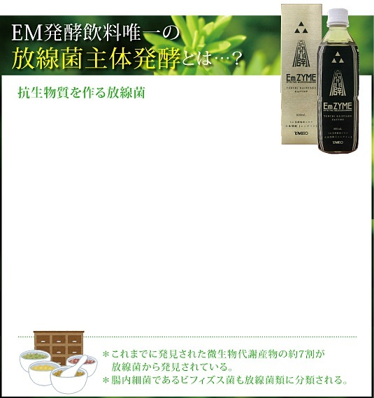em 放線菌