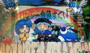 パチスロ画像 4号機 ドンちゃん2 金魚