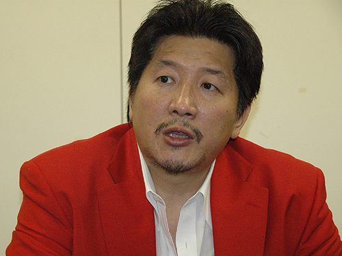 人物 プロレスラー 前田日明